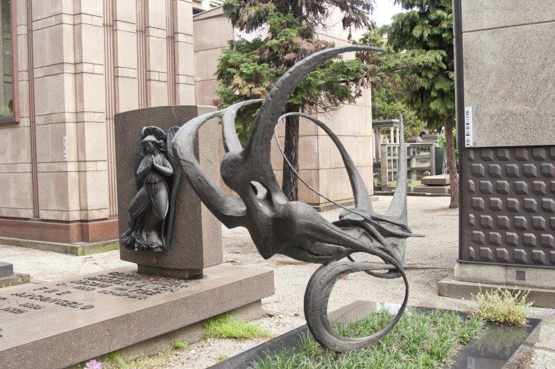 Миланское кладбище