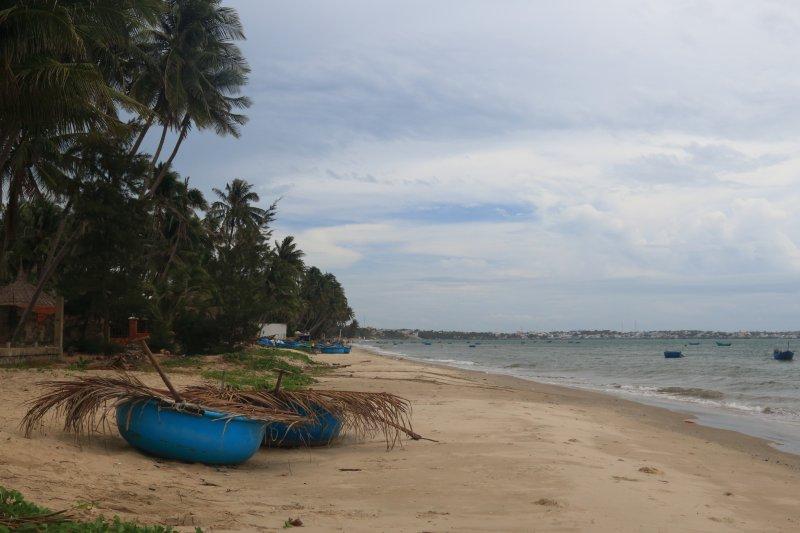 Лодки.Вьетнам