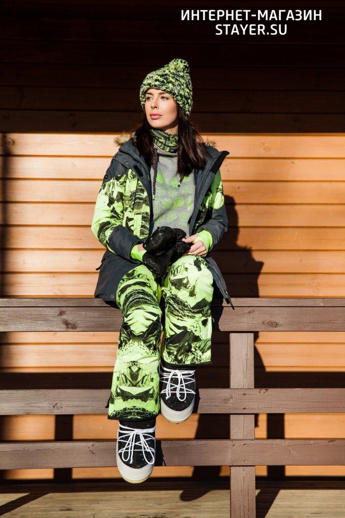 сноубордическая одежда