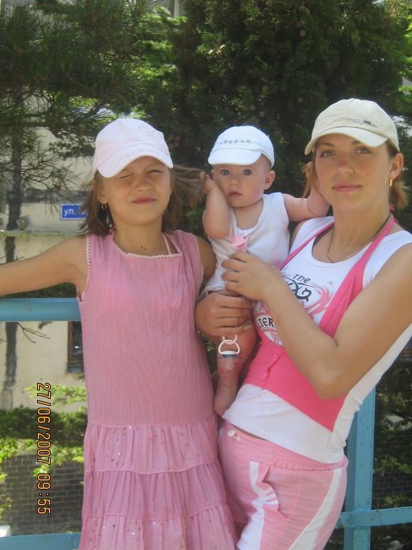 Сестричку и маму 4 фотография