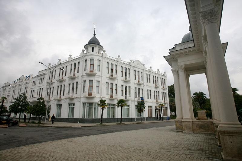 Отель РИЦА - Сухум
