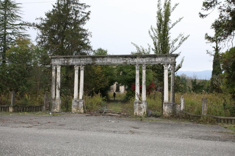 Настоящая Абхазия