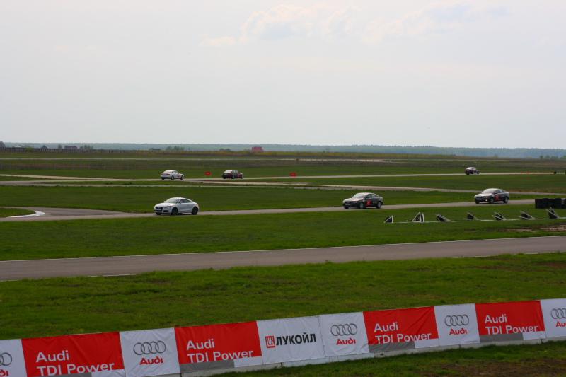 Audi TDI Power Weekend