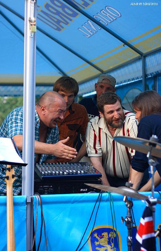 Большой Московский Фестиваль Пива в Лужниках 2007
