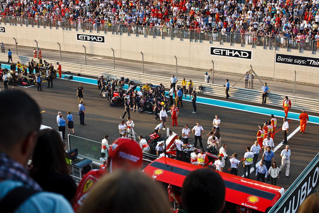 Формула 1 Гран-при Абу-Даби