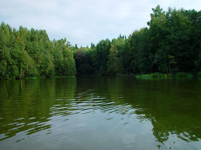 Рыбалка на Верхнерузском Водохранилище