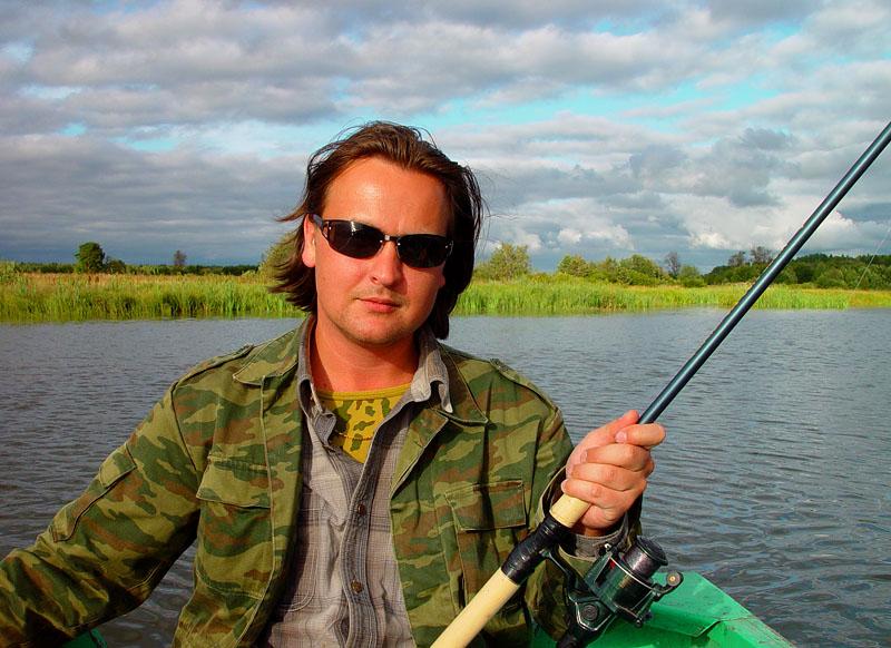Главный Рыбак