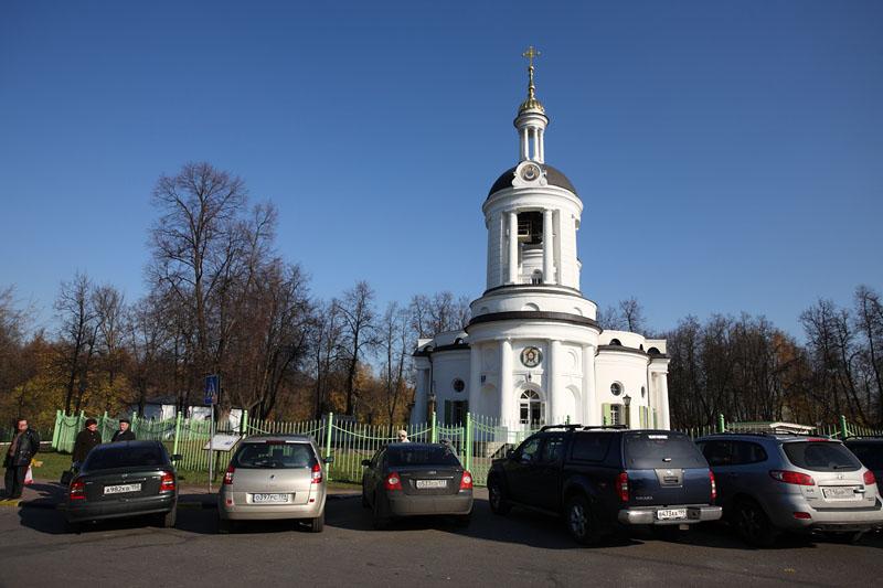 Церковь в Кузьминках