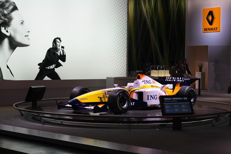 Renault F1 Болид R28