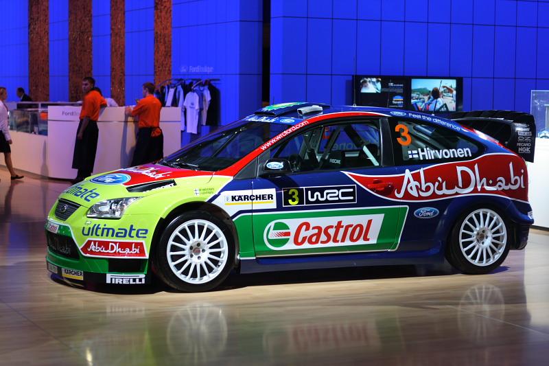 Ford Микко Хирвонен