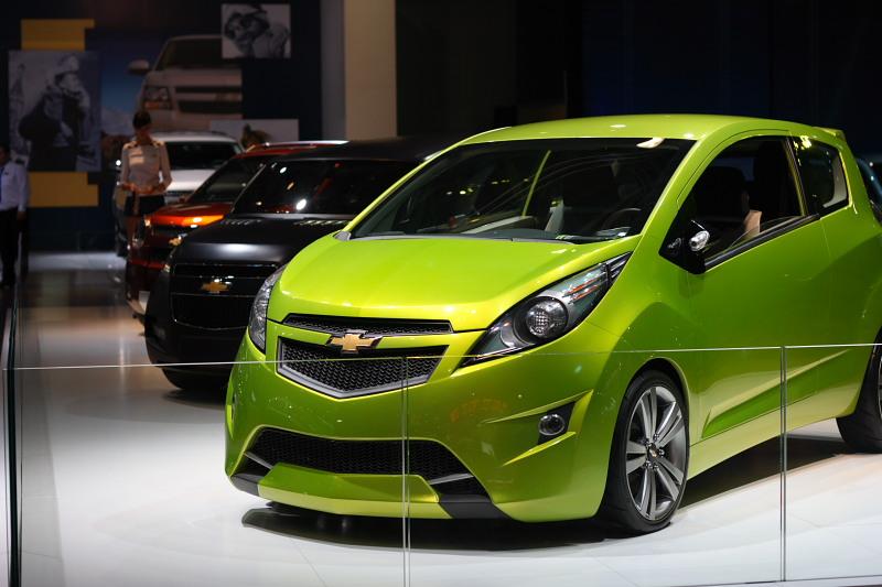 Концепт-кары Chevrolet