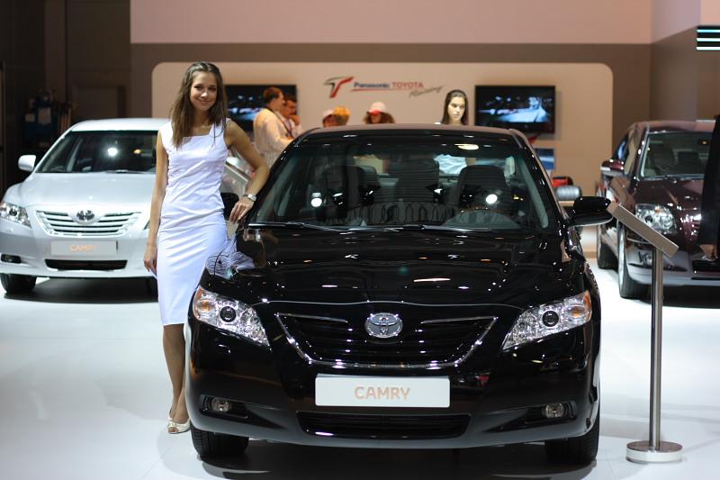Toyota Camry Тойота Камри