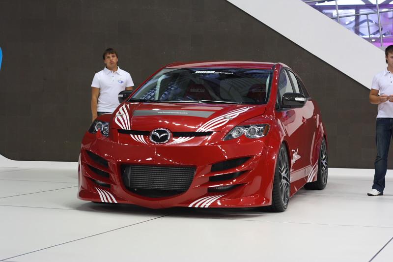 Mazda CX-7 Kesselman
