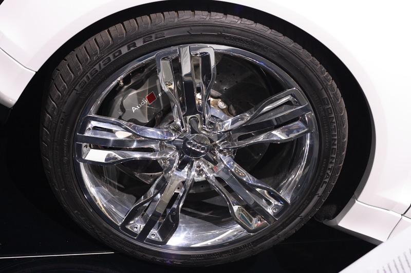 Колесный диск Audi Exlusive Audi Q7 V12 TDI quattro