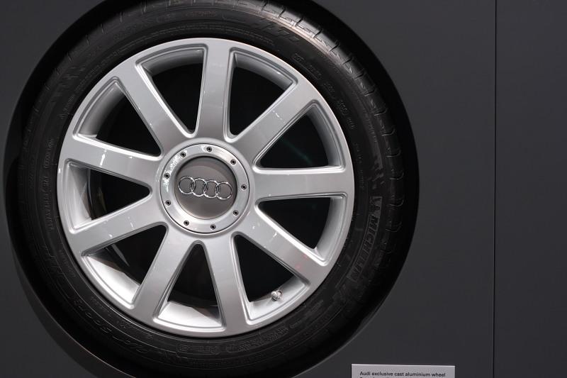 Диски Audi Exlusive