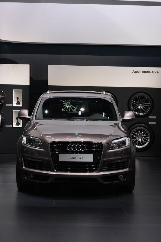 Audi Q7 Exlusive
