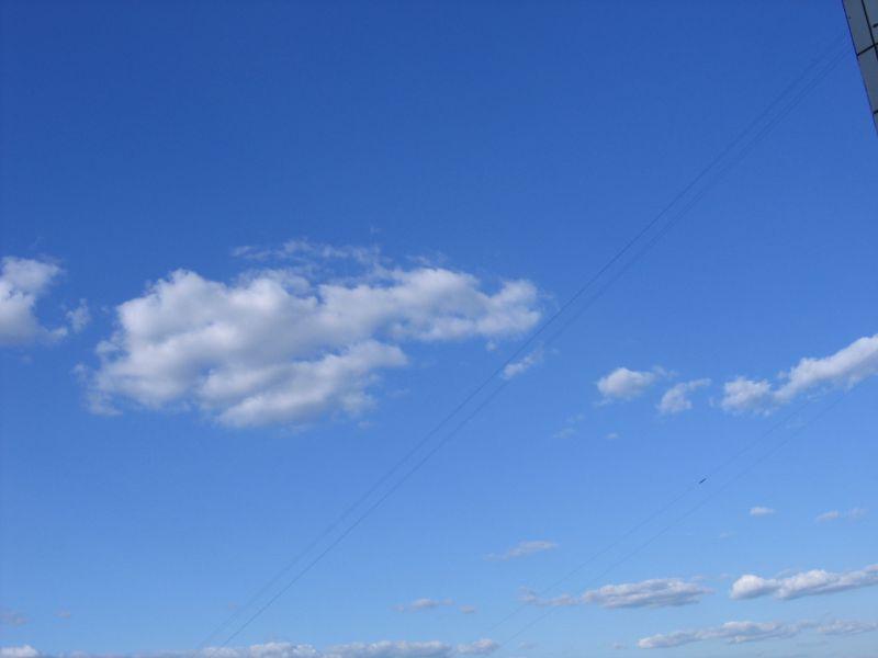 Фотографии Неба и Облаков