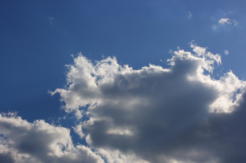 Небо над моим Домом