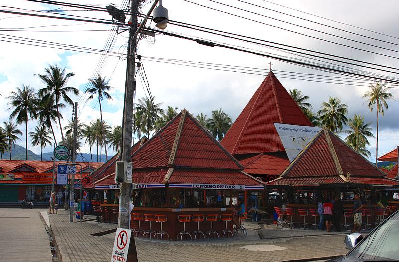 Go Go бары на Ламаи Самуи Таиланд