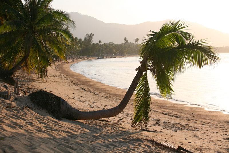 Maenam Beach - Koh Samui