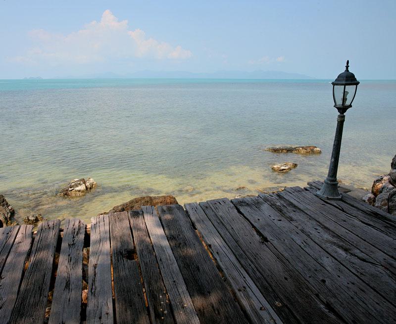 Где-то на западе острова Самуи, Таиланд