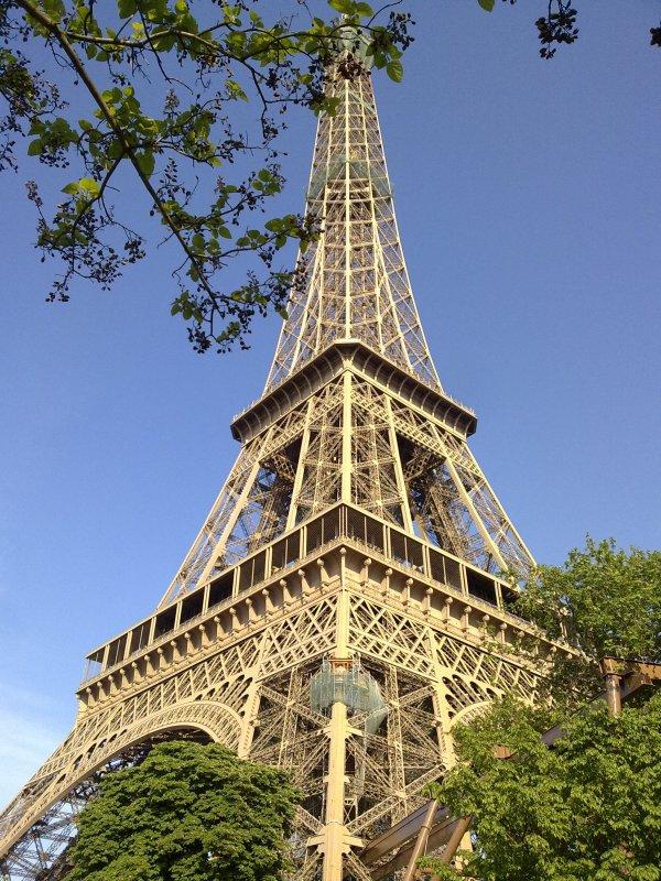 Париж!