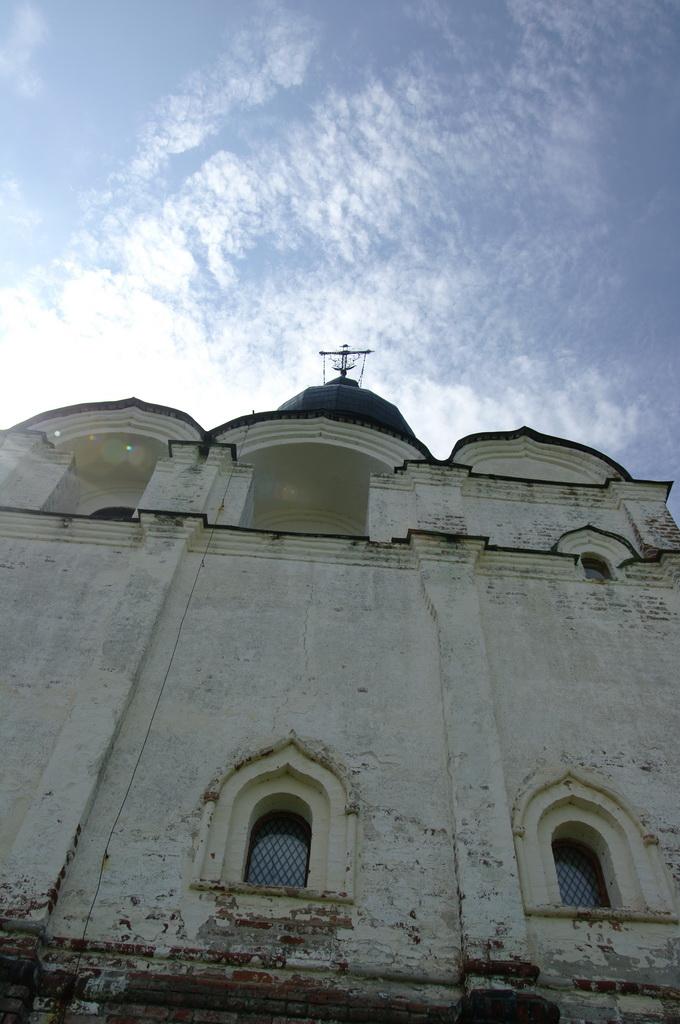 куда стремится православный крест