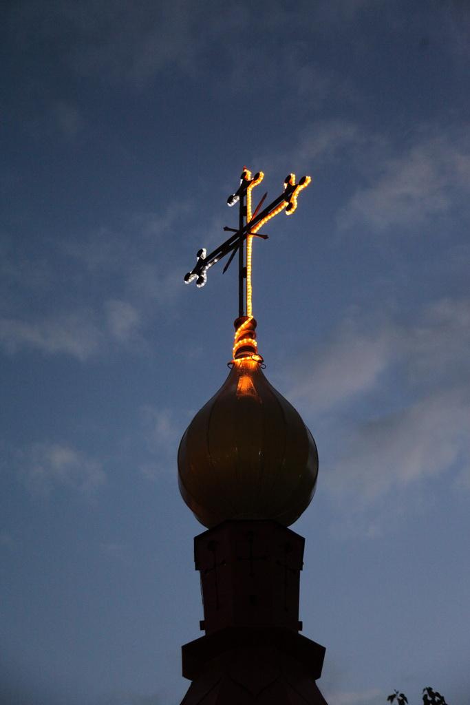 Храм в котором хранятся мощи св. Иоанна Русского