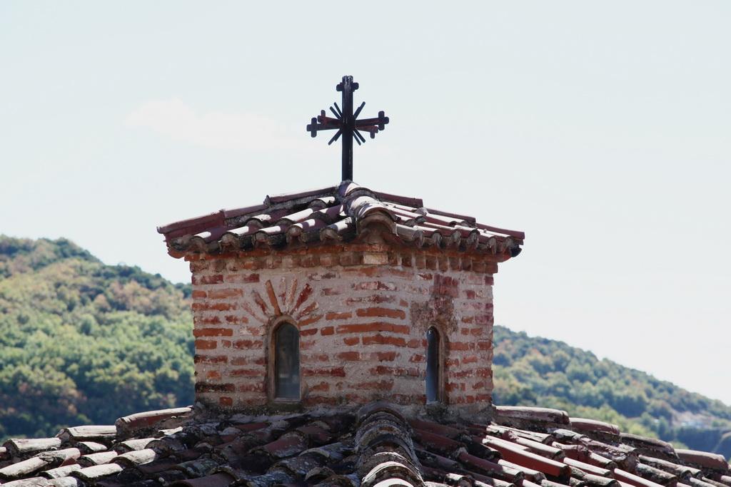 многогранный крест