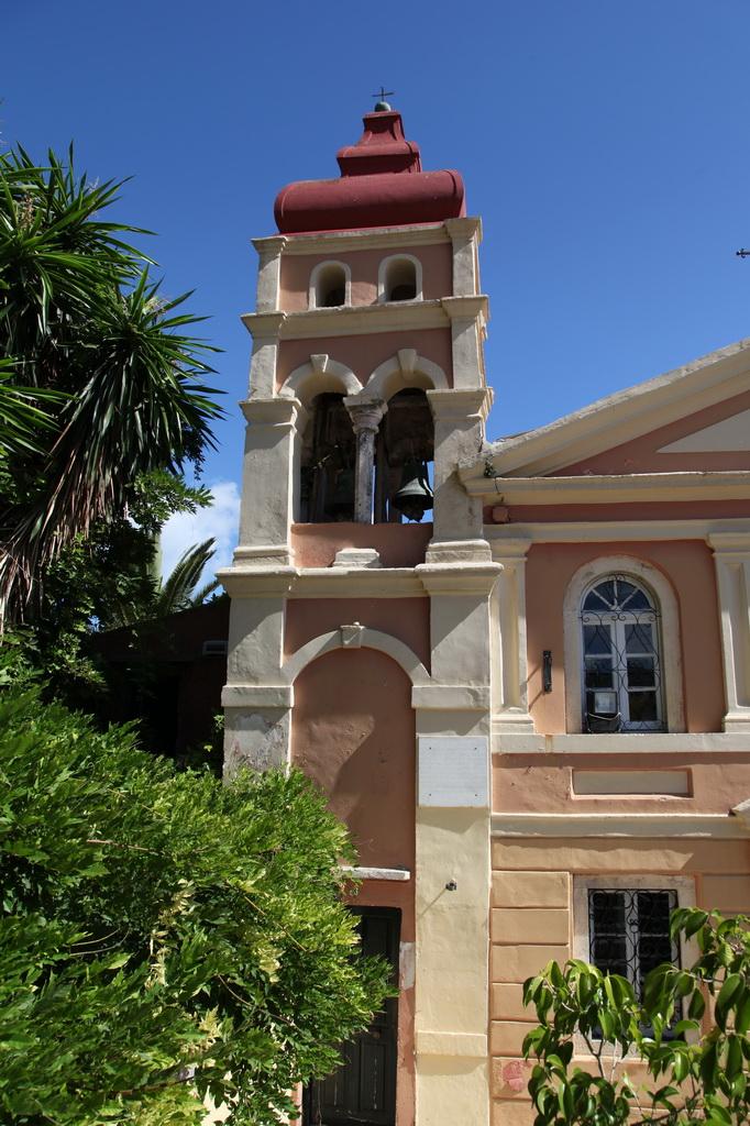 архитектура острова