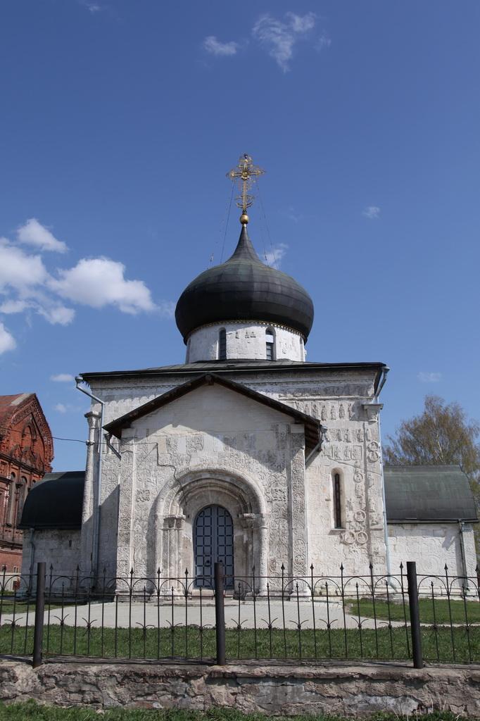 самый знаменитый храм этого города