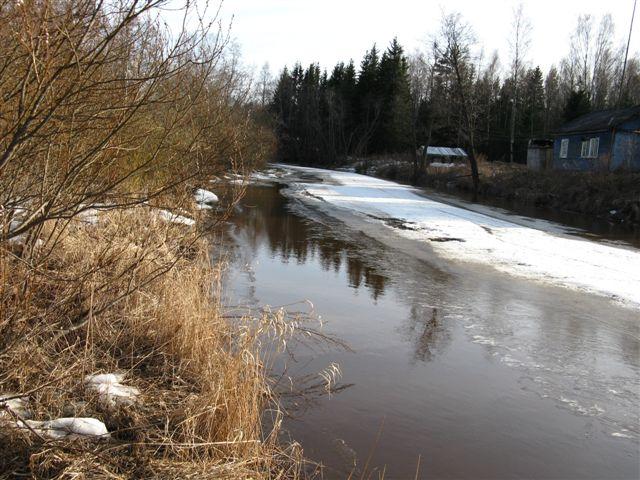 река Воронка