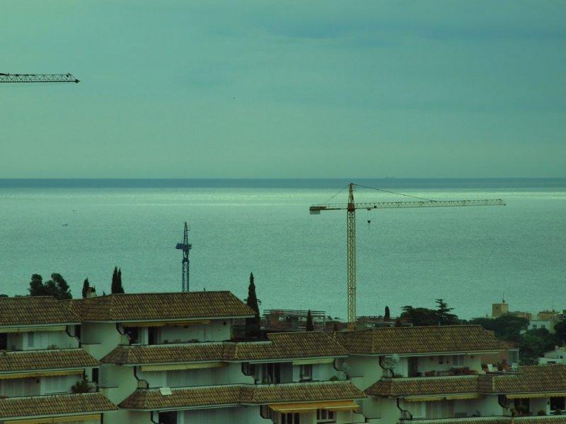 Берега Средиземного моря!