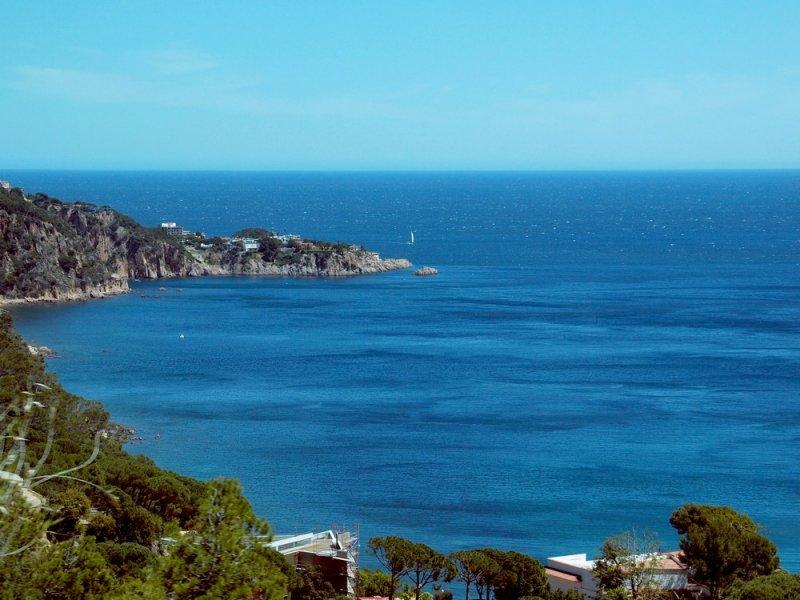 Путь вдоль Средиземного моря!