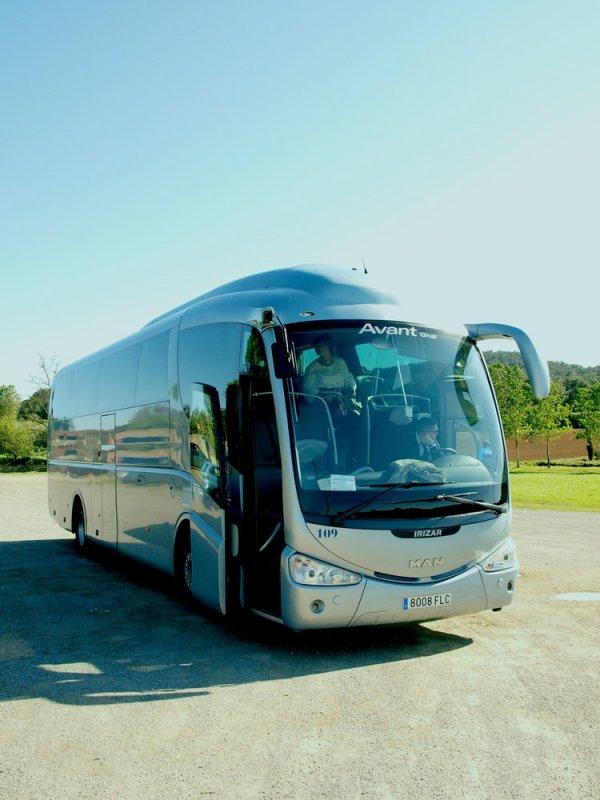 Наш уютный автобусик!