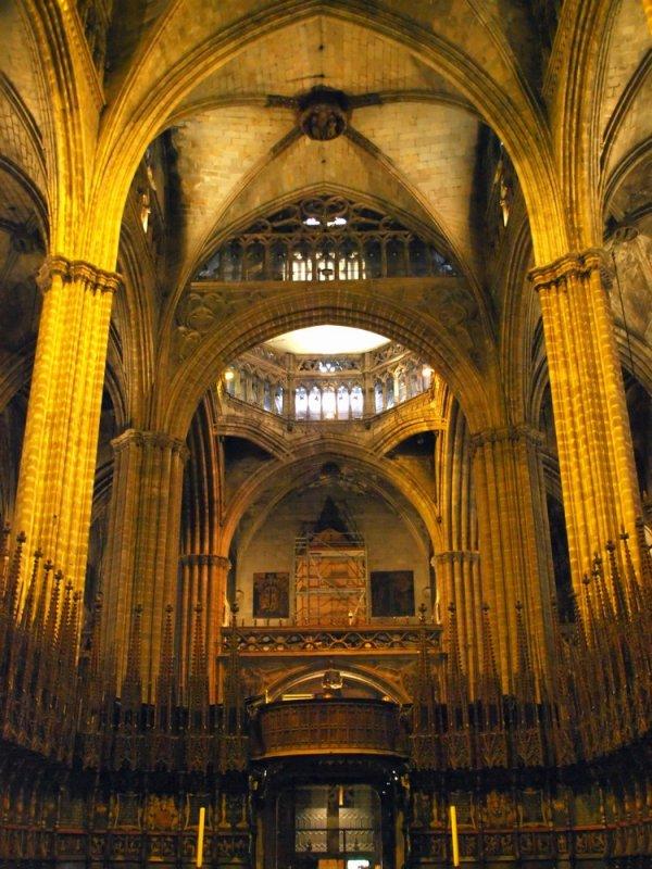 Кафедральный собор св. Евлалии