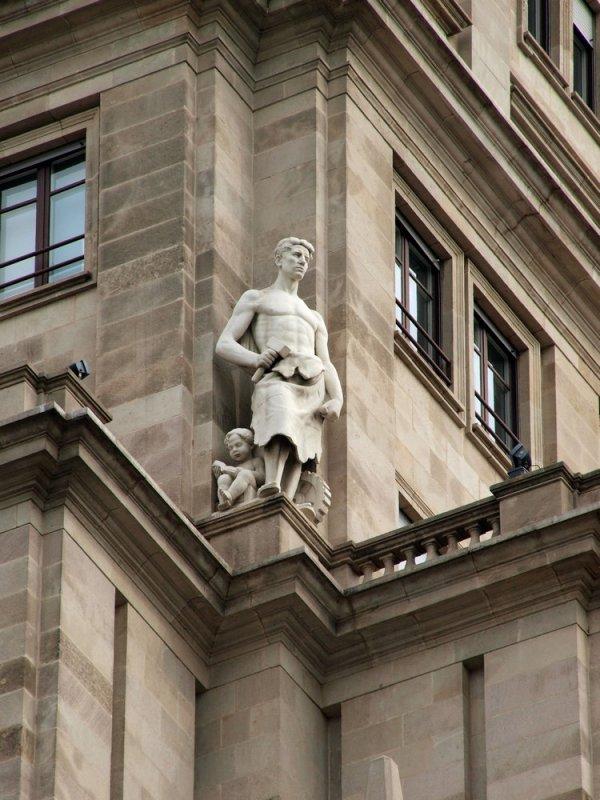 Barcelona-архитектура!