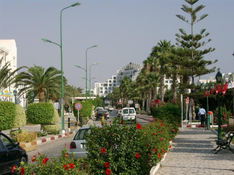 Путешествие.Тунис