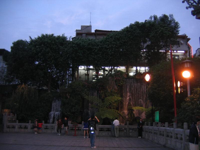 Вечерний Китай