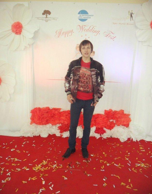 Дима Черников на свадебном фестивале Wedding 2015