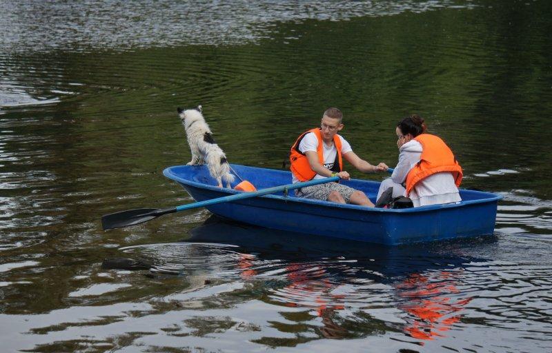 Трое в лодке, считая собаку