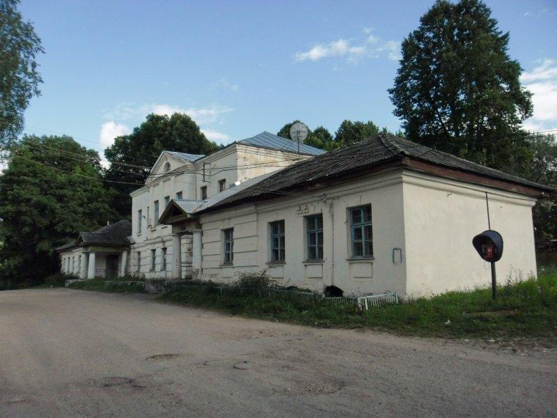 Борки (имение поэта Озерова, автора Фингала)