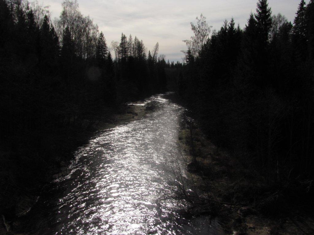 река Малая Коша