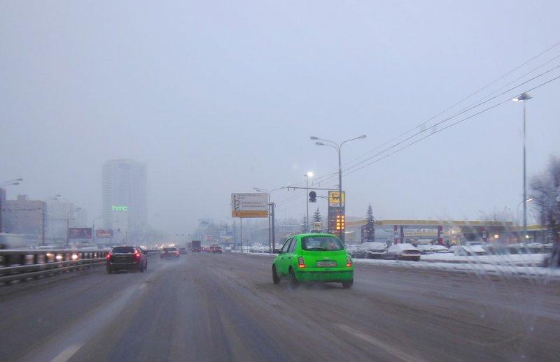Зеленый Фургон (вспомним Харатьяна)