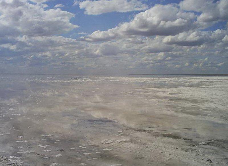Там где небо смыкается с морем