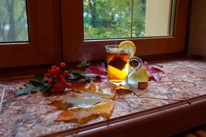 Осенний чай