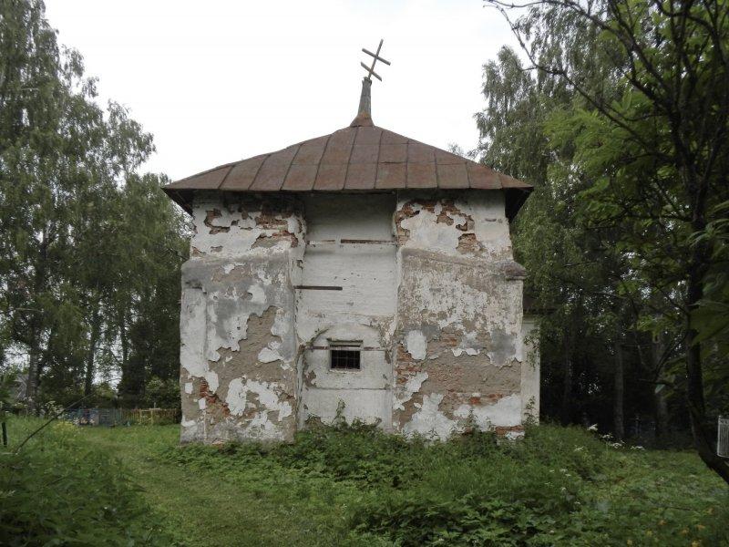 Забытый храм