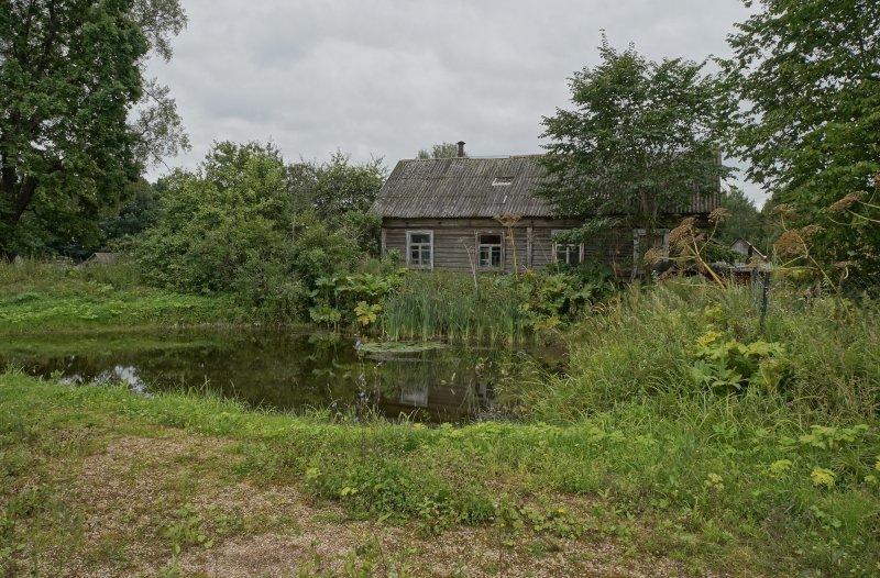 Дом над прудом