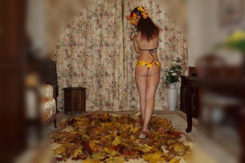 Карпо - богиня Осени