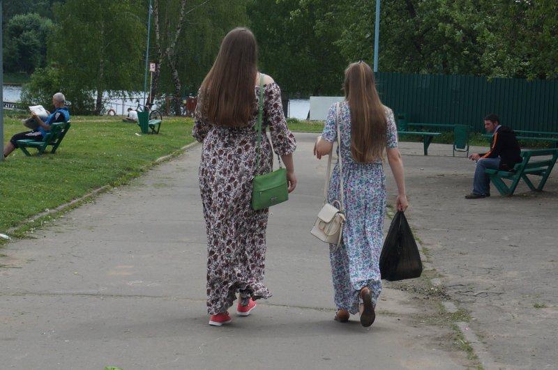 Есть женщины в Москваабаде